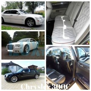 Chrysler 300C wedding