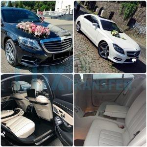 Mercedes w222 свадьба